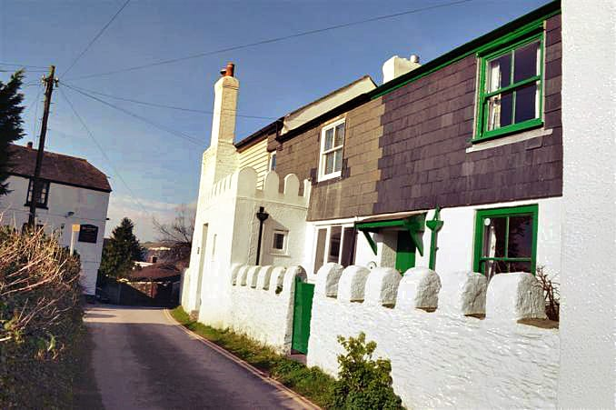 Click here for more about Cracklefield Cottage