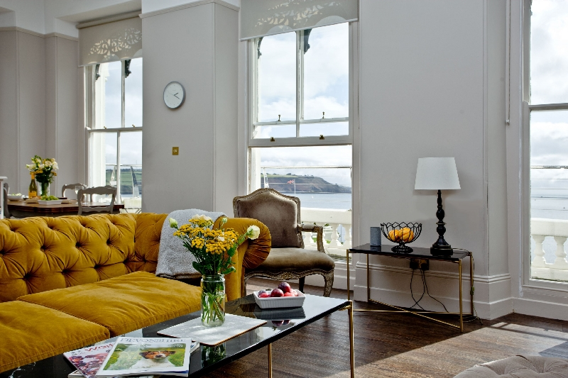 Click here for more about Sir Francis Drake Apartment - 1 Elliot Terrace