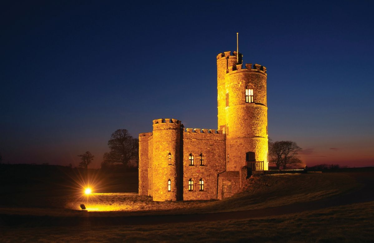 Click here for more about Tawstock Castle