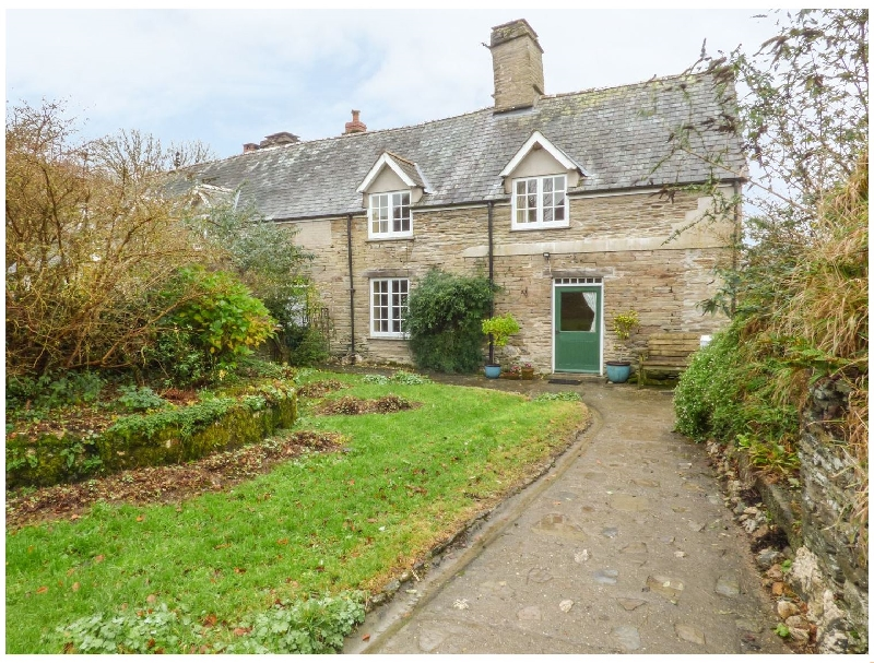 Click here for more about Mary's Cottage