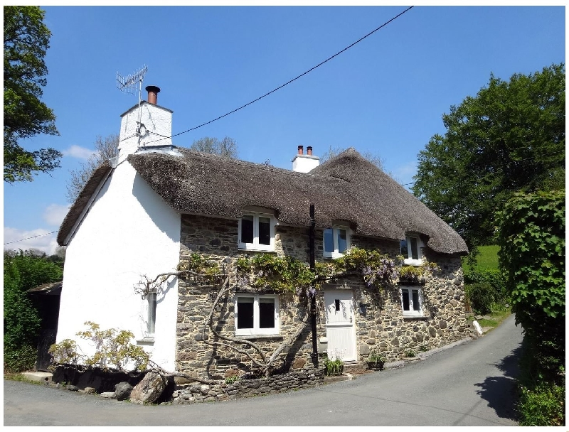 Click here for more about Cullaford Cottage