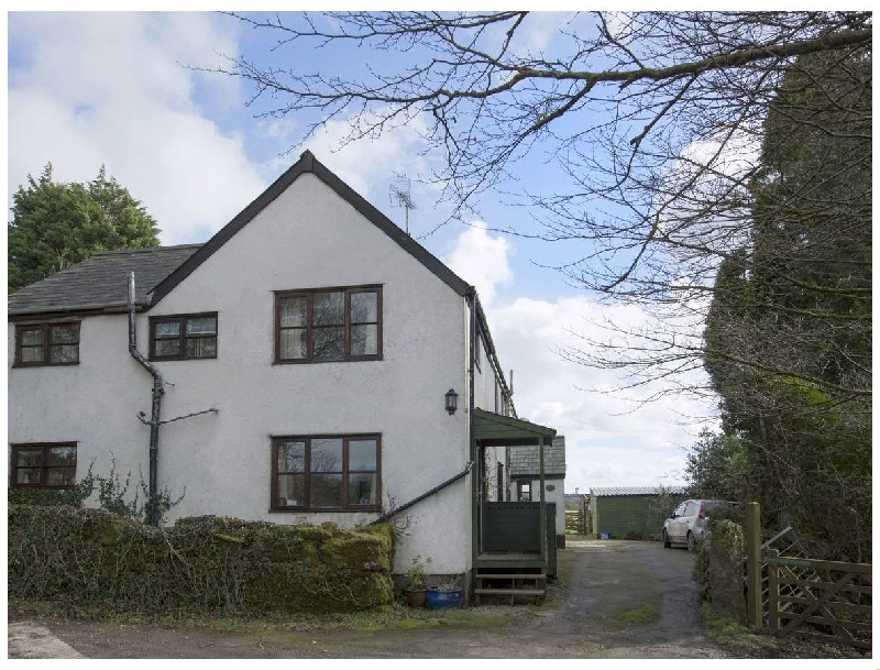 Click here for more about The Annexe- Higher Lydgate Farmhouse