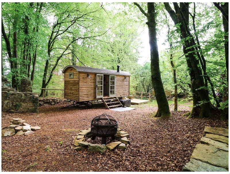Click here for more about Rock View Shepherd's Hut