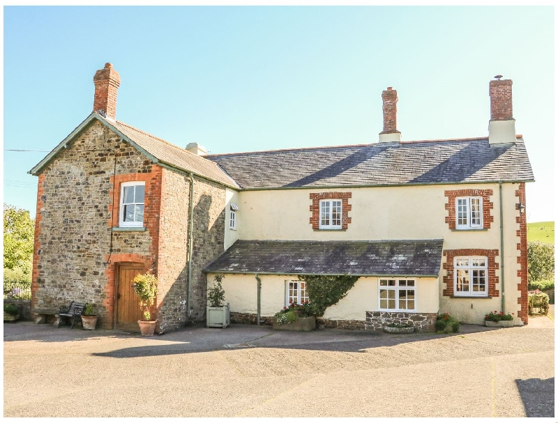 Click here for more about Greendown Farmhouse