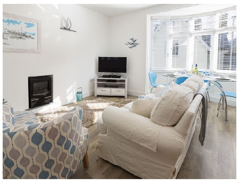 Click here for more about The Apartment- Newcomen Road