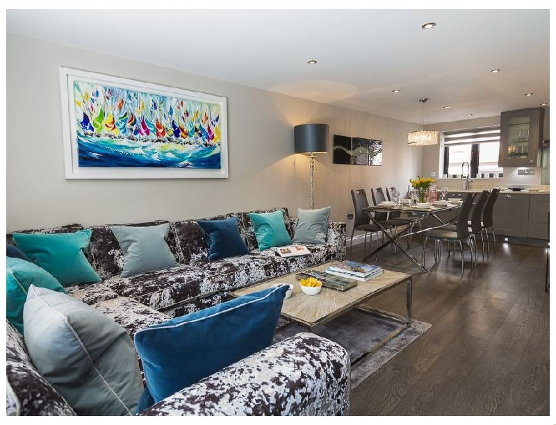 Click here for more about Harbour Cottage (Dartmouth)