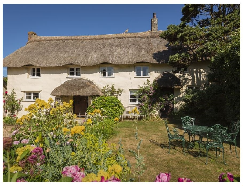 Click here for more about Higher Collaton Cottage