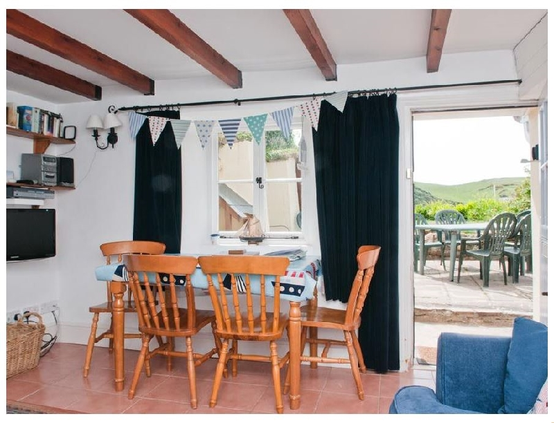 Click here for more about Quay Cottage (Hope Cove)