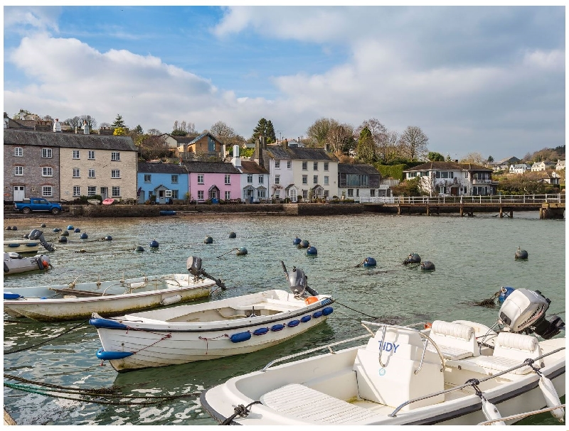 Click here for more about Quay Cottage (Dittisham)