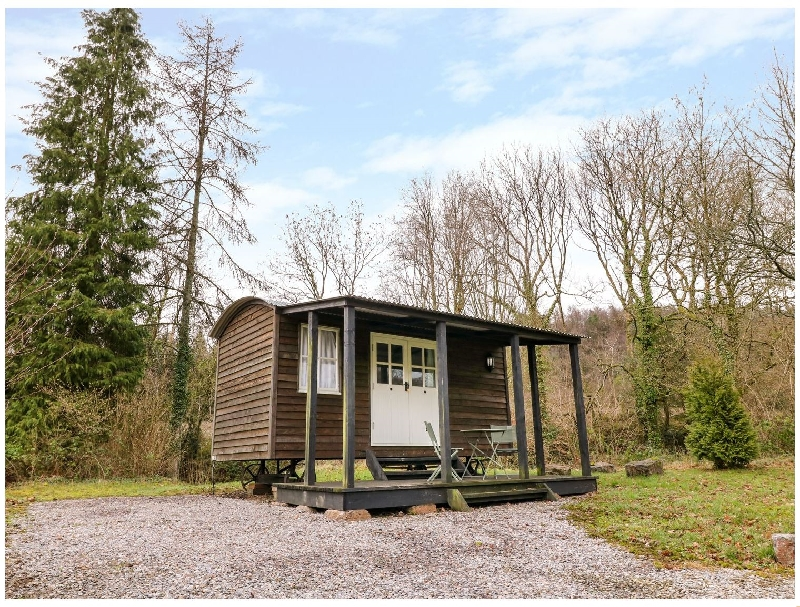 Click here for more about Shepherd's Hut