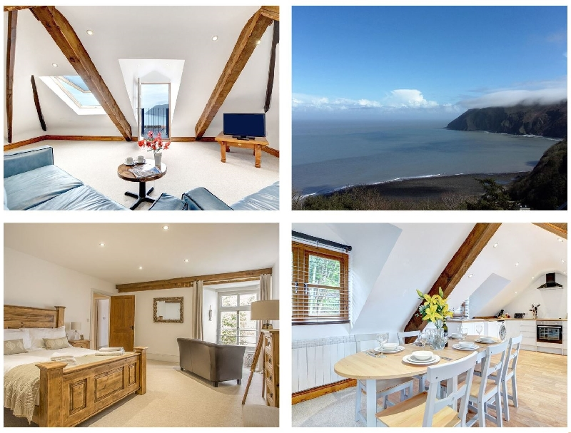Click here for more about The Penthouse Lynmouth Bay