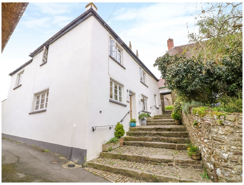Click here for more about Church Steps Cottage