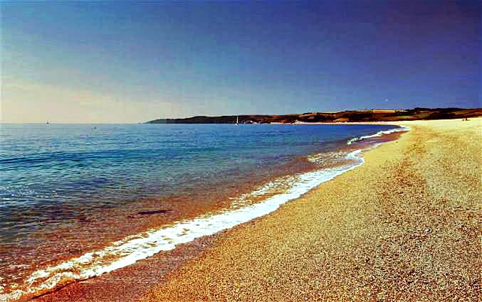 1 Vale Cottage is located in Slapton