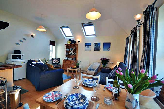 Details about a cottage Holiday at The Barnacle