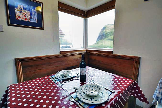Shippen Cottage is in Hope Cove, Devon
