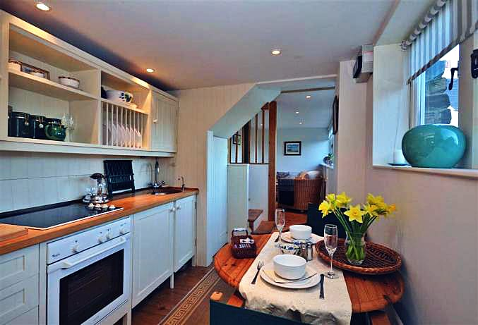 Cottage holidays England - Higher Combe Barn