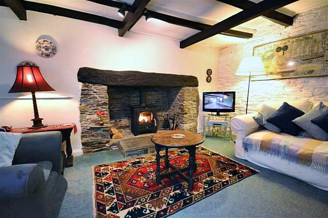 Click here for more about Mariners Cottage (Bigbury)