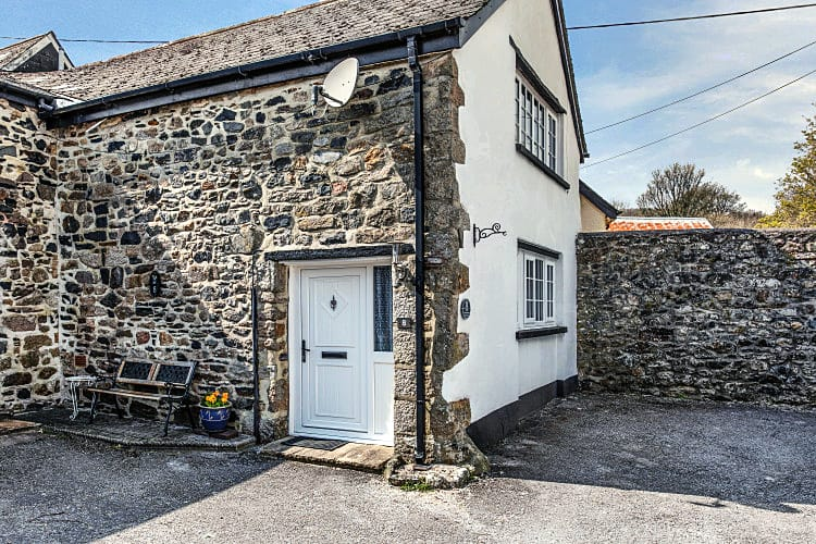 Click here for more about Steddaford Cottage