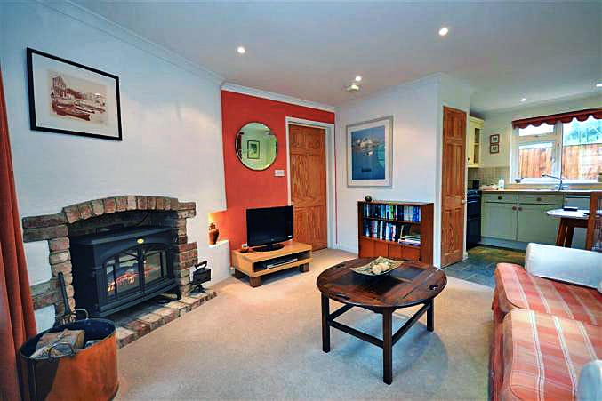 Orchard Cottage Apartment is located in East Portlemouth
