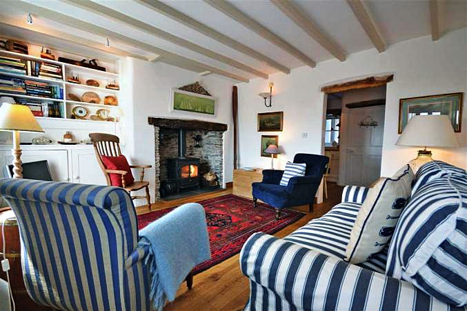 Sail Cottage is located in Beesands
