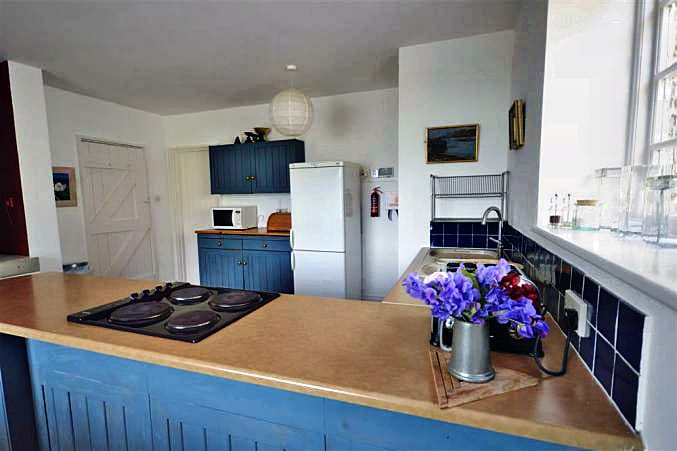 Cottage holidays England - Stable Cottage (Tuckenhay)
