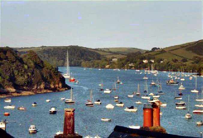 Stumbles House is located in Salcombe